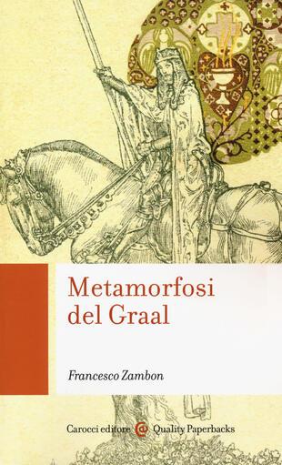 copertina Metamorfosi del Graal