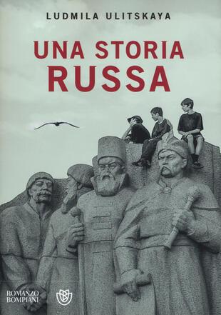 copertina Una storia russa