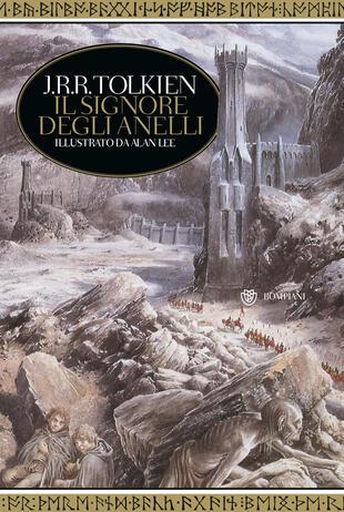 copertina Il Signore degli anelli. Trilogia