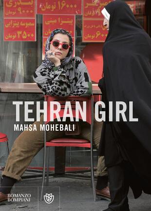 copertina Tehran girl