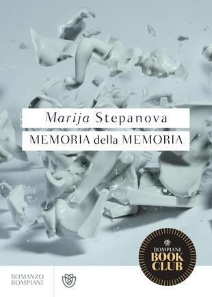 copertina Memoria della memoria