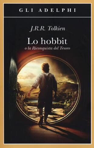 copertina Lo Hobbit o La riconquista del tesoro