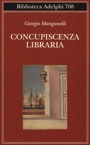 copertina Concupiscenza libraria