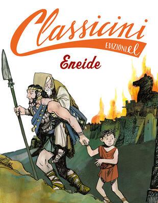 copertina Eneide da Virgilio