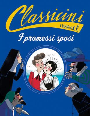 copertina I promessi sposi da Alessandro Manzoni