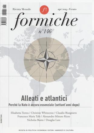 copertina Formiche (2019)