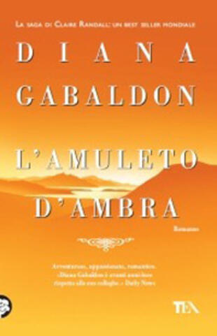 copertina L'amuleto d'ambra