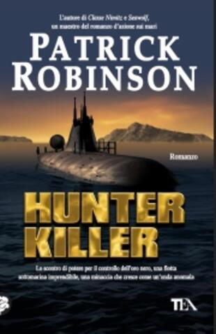 copertina Hunter killer