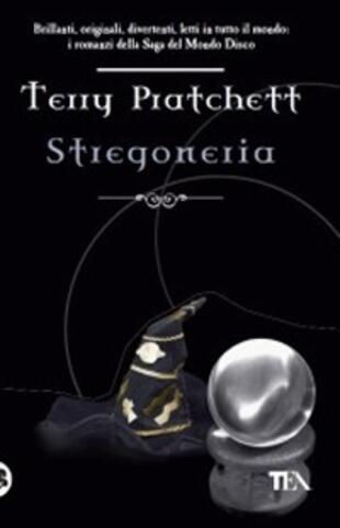 copertina Stregoneria