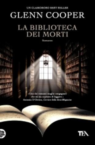 copertina La Biblioteca dei Morti
