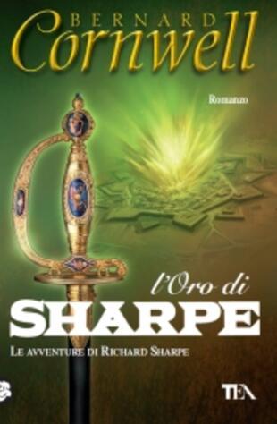 copertina L'oro di Sharpe