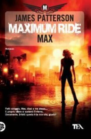 copertina Maximum Ride. Max