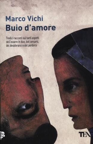 copertina Buio d'amore