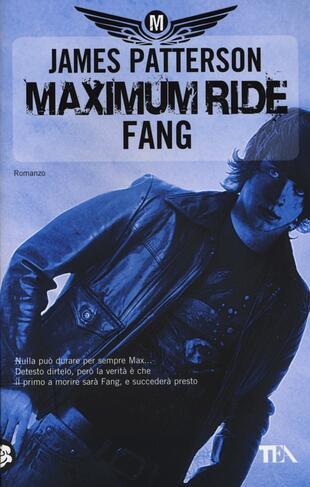 copertina Maximum Ride. Fang