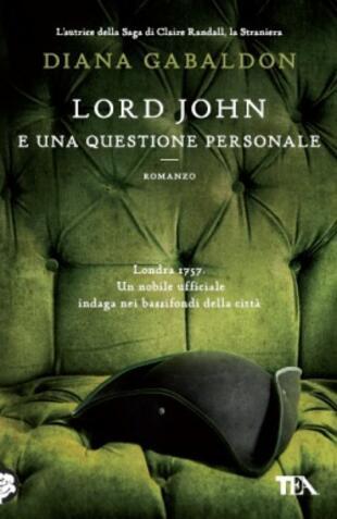 copertina Lord John e una questione personale