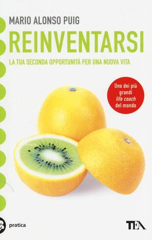 copertina Reinventarsi