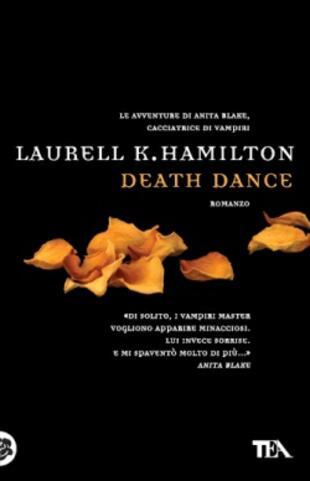 copertina Death Dance