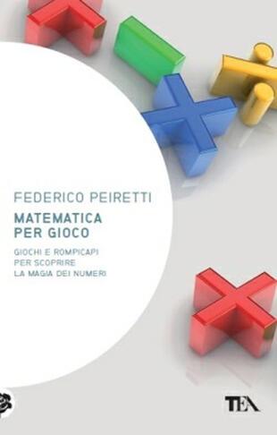 copertina Matematica per gioco