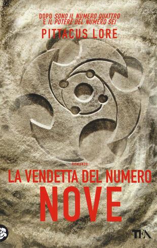 copertina La vendetta del Numero Nove
