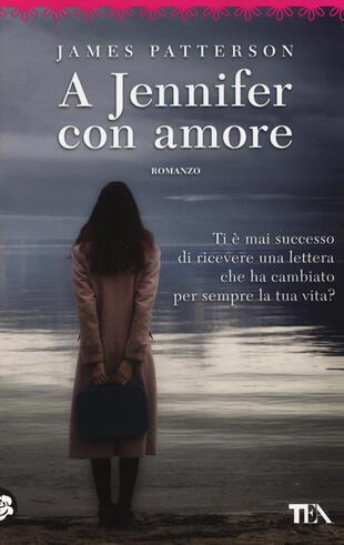 copertina A Jennifer con amore