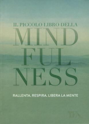 copertina Il piccolo libro della Mindfulness