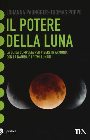copertina Il potere della luna