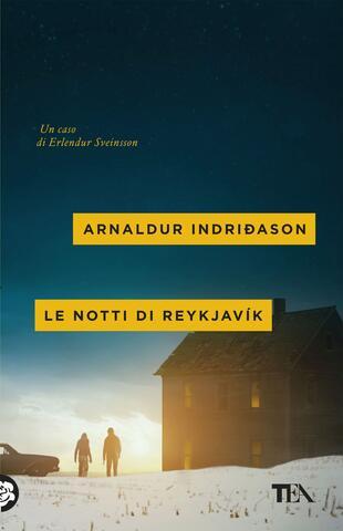 copertina Le notti di Reykjavík