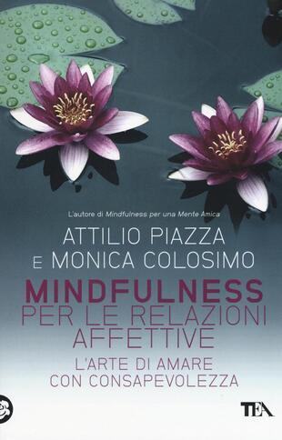 copertina Mindfulness per le relazioni affettive