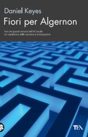 copertina Fiori per Algernon