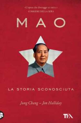 copertina Mao