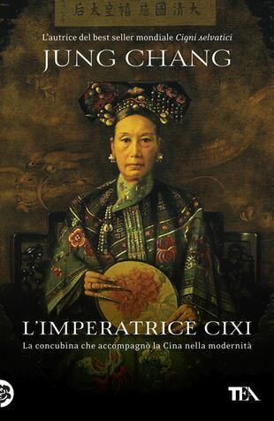 copertina L'imperatrice Cixi