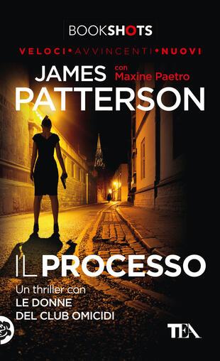 copertina Il processo