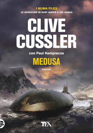 copertina Medusa