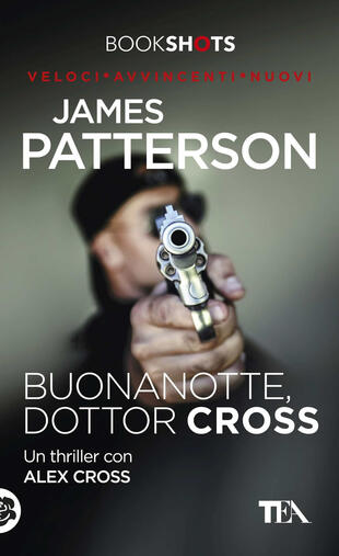 copertina Buonanotte, dottor Cross