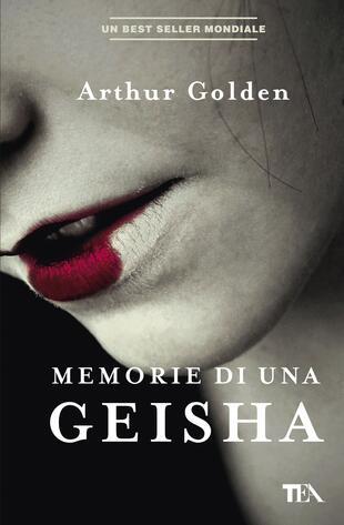 copertina Memorie di una geisha