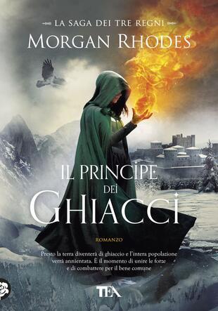 copertina Il principe dei ghiacci