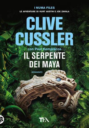 copertina Il serpente dei Maya