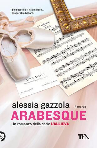 copertina Arabesque