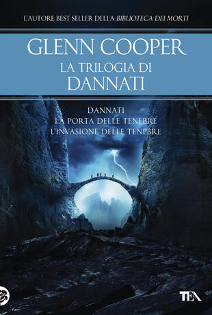 copertina La trilogia di Dannati