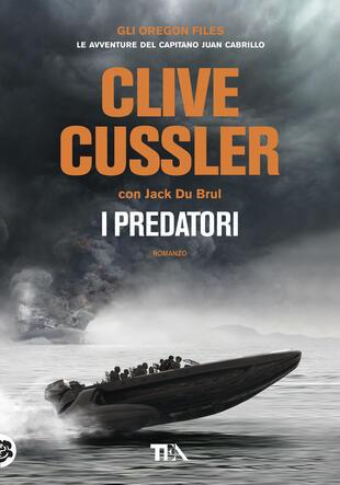 copertina I predatori