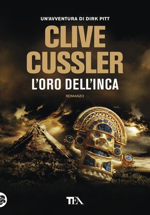 copertina L'oro dell'Inca