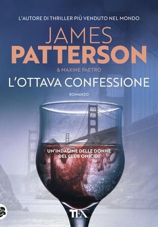 copertina L'ottava confessione