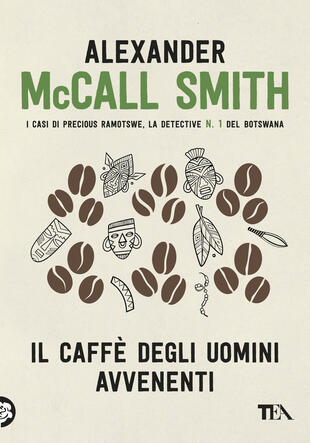 copertina Il caffè degli uomini avvenenti