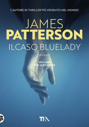 copertina Il caso Bluelady