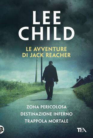 copertina Le avventure di Jack Reacher