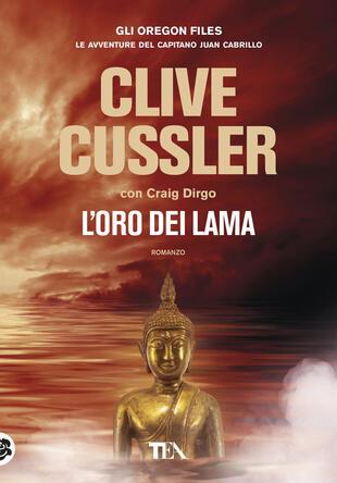 copertina L'oro dei Lama