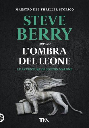 copertina L'ombra del Leone