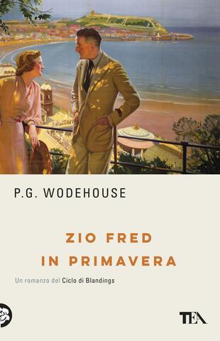 copertina Zio Fred in primavera