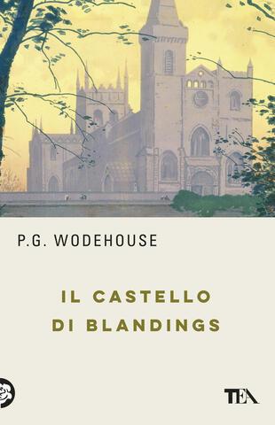 copertina Il castello di Blandings