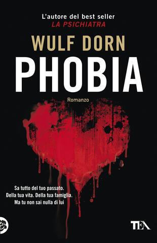 copertina Phobia